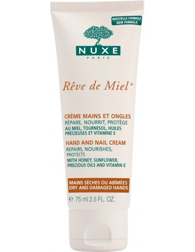 NUXE Crème Mains et ongles (Hands and nail cream)