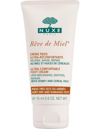 NUXE Crème Pieds ultra-réconfortante (Ultra comfortable foot cream)