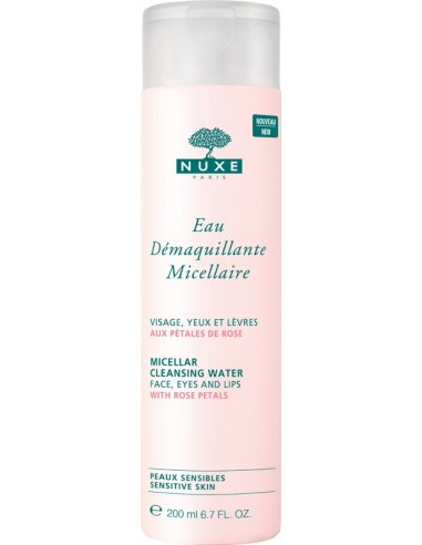 NUXE Eau démaquillante micellaire (Micellar cleansing water)