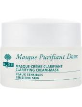 NUXE Masque purifiant doux (Clarifying cream-mask)