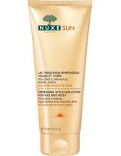 NUXE SUN after sun lotion-αναζωογωνητική λοσιόν για μετά τον ήλιο