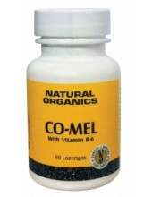 NATURE'S PLUS Co-Mel 60 Lozenges