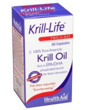 HEALTH AID KRILL LIFE 60caps