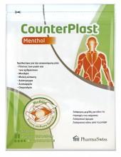 PHARMA SWISS CounterPlast Menthol 6plasts