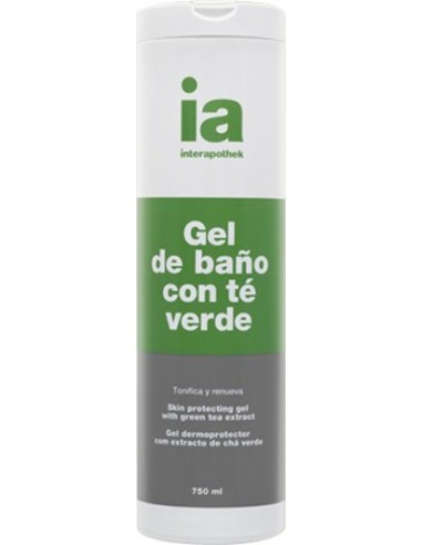 IA Gel con Extracto de Té Verde 750 ml