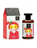 APIVITA Rody Kids Shampoo & Conditioner with Pomegranate & Honey 250ml
