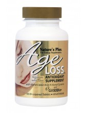 NATURE'S PLUS Age Loss 60 Bi-Layered Tabs