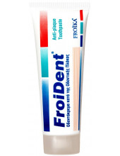 FROIKA FroiDent Anti-Plaque Toothpaste 75ml