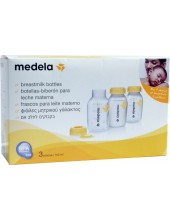 MEDELA Breastmilk Bottles 3pieces/150ml