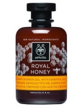 APIVITA Royal Honey Creamy Shower Gel 300ml