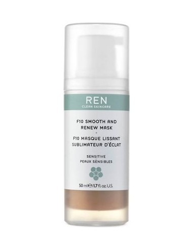 REN EVERCALM F10 SMOOTH AND RENEW MASK (ΕΥΑΙΣΘΗΤΟ ΔΕΡΜΑ) 50ML