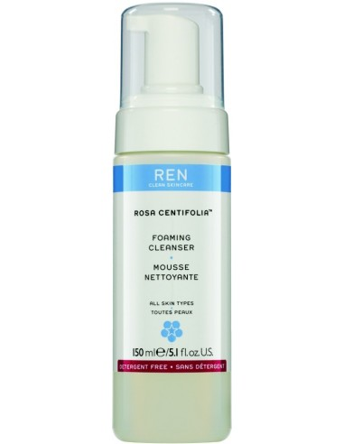 REN Rosa Centifolia Foaming Cleanser 150ml