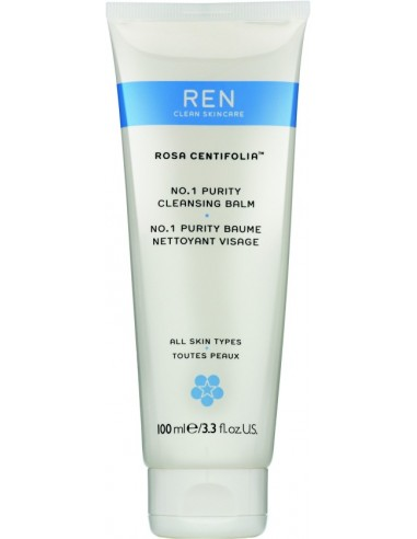 REN Rosa Centifolia No1 Purity Cleansing Balm 100ml