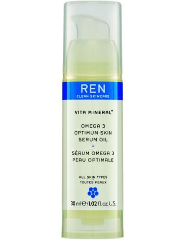 REN Vita Mineral Omega 3 Supreme Skin Oil 30ml