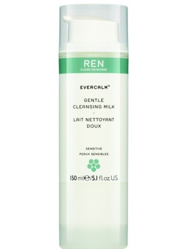 REN Evercalm™ Gentle Cleansing Milk 150 ml