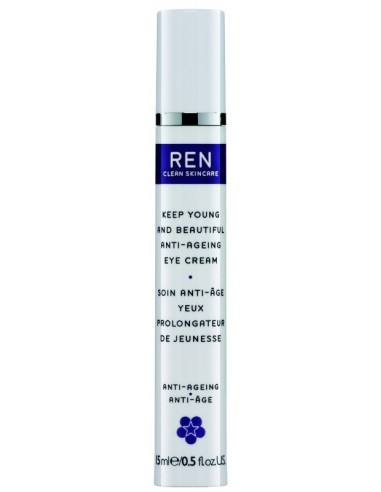 REN KEEP YOUNG AND BEAUTYFUL FIRM & LIFT EYE CREAM 15ML