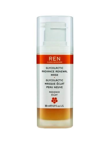 REN Radiance Glycolactic Radiance Renewal Mask 50 ml