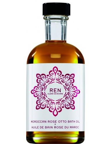 REN MOROCCAN ROSE BATH OIL 110ML