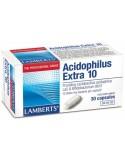 LAMBERTS ACIDOPHILUS EXTRA 10 (MILK FREE) 30 caps