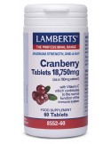 LAMBERTS Cranberry 18750mg 60 Tabs