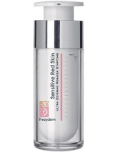 FREZYDERM SENSITIVE RED SKIN TINTED SPF 30 CC CREAM 30ml