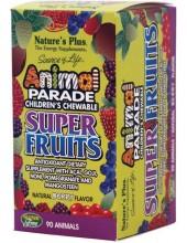 NATURE' S PLUS Animal Parade Super Fruits 90 animals