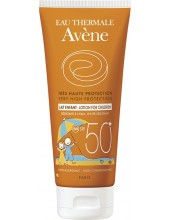 AVENE LAIT ENFANT 50+ 250 ml