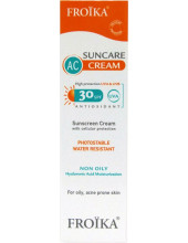 FROIKA Suncare AC Cream SPF 30 40ml