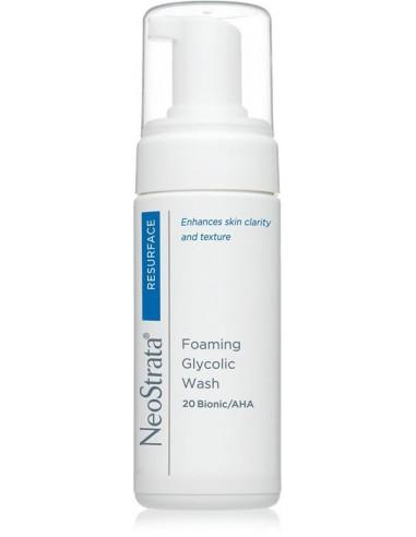 NEOSTRATA Resurface Foaming Glycolic Wash 20 Bionic/AHA 100ml