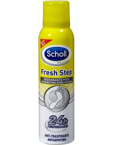 NEW SCHOLL Fresh Step Deodorante Piedi 150ml