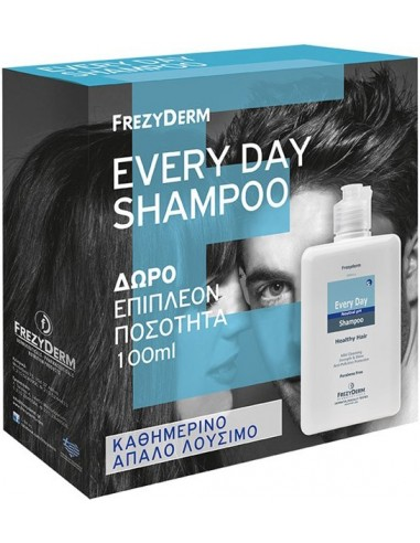 FREZYDERM Every Day Shampooo 200ml + 100ml ΔΩΡΟ
