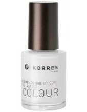 KORRES Nail Color 00 White 10ml