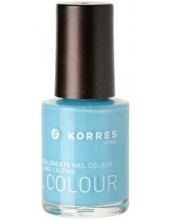 KORRES Nail Color 71 Cyan Sea Star 10ml