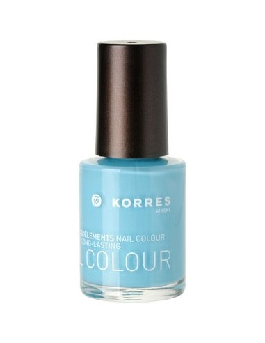 KORRES Nail Color 71 Cyan Sea Star 10ml