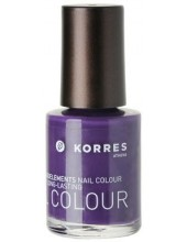 KORRES Nail Color 78 Purple Sea Anemone 10ml