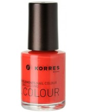 KORRES Nail Color 50 Coral Reef 10ml