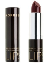 KORRES Morello Creamy Lipstick 59 Burgundy Red