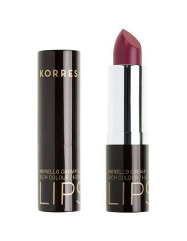 KORRES Morello Creamy Lipstick 28 PEARL BERRY 3.5ml