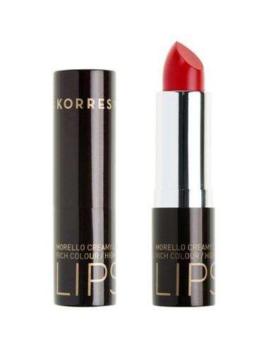 KORRES Morello Creamy Lipstick 54 Classic Red 3.5ml