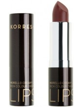 KORRES Morello Creamy Lipstick 34 MOCHA BROWN 3.5ml