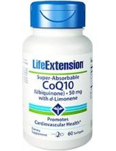 LIFE EXTENSION Super-Absorbable CoQ10 60softgels