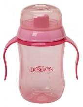DR.BROWN'S Soft Spout Cup 6m+ 180ml