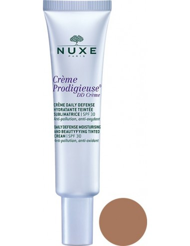 NEW NUXE Creme Prodigieuse DD Creme SPF 30 Dark Shade 30ml