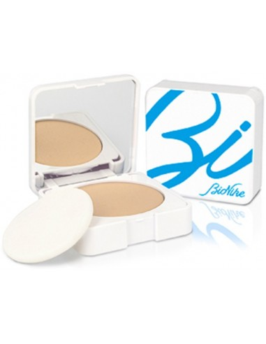 BIONIKE Acteen Make-Mat Cream Compact Foundation SPF 50 00 Extra Light 9ml