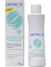LACTACYD Pharma with Antibacterials Intimate Wash 250ml
