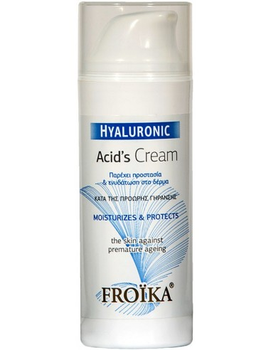 FROIKA Hyaluronic Acid' s Cream 50ml