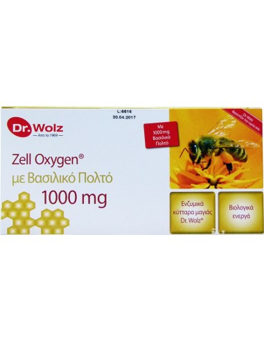 DR. WOLZ Zell Oxygen Royal Gelly 1000mg 280ml