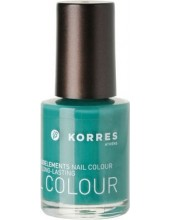 KORRES Nail Color 39 Green Seawed 10ml