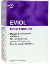 EVIOL Brain Fuction 30 SoftCaps