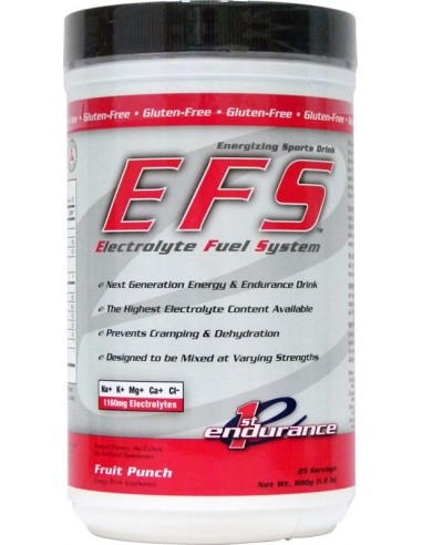 EFS Electrolyte Fuel System Fruit Punch 800gr